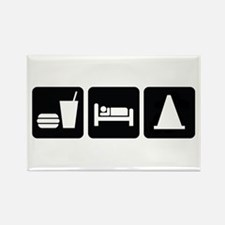 Eat Sleep AutoX Rectangle Magnet (10 pack)
