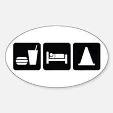 Eat Sleep AutoX Decal