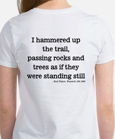Passing Rocks and Trees Tee