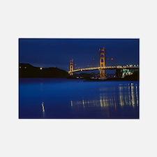 Golden Gate Bridge 2 Rectangle Magnet