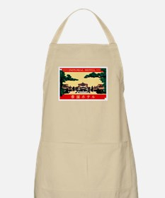 Imperial Hotel Tokyo Japan BBQ Apron