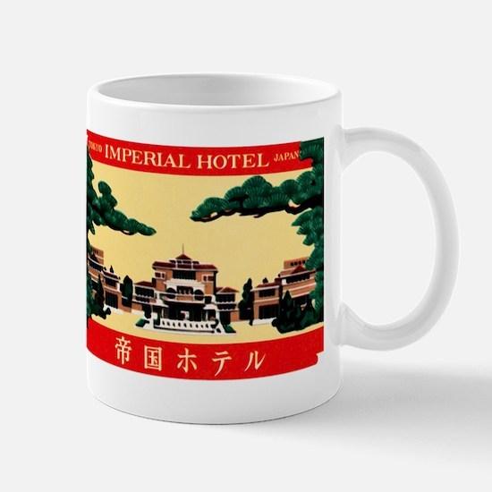 Imperial Hotel Tokyo Japan Mug