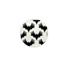 BLACK BATS Mini Button