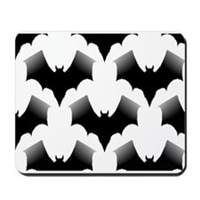 BLACK BATS Mousepad