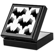 BLACK BATS Keepsake Box