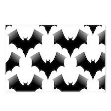 BLACK BATS Postcards (Package of 8)