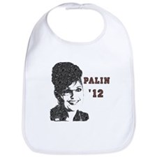 Vintage Sarah Palin '12 Bib