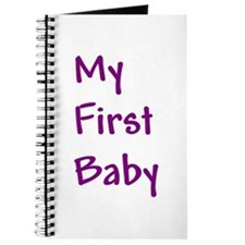 My First Baby Journal