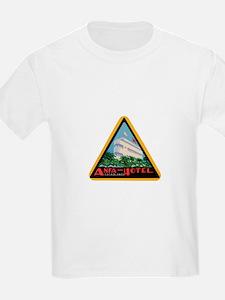 Anfa Hotel Casablanca Morocco T-Shirt