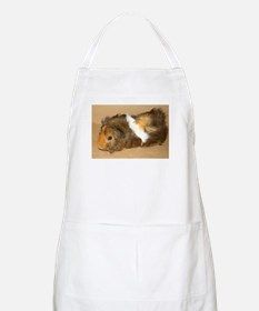 Guinea Pig with White Stripe BBQ Apron