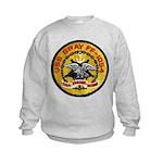 USS GRAY Kids Sweatshirt