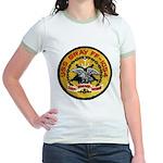 USS GRAY Jr. Ringer T-Shirt