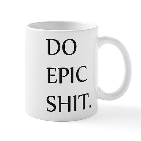 doepicshitbw Mugs