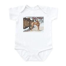 Unique Ridgeback Infant Bodysuit