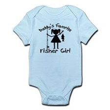 DADDY'S FAVORITE FISHER GIRL