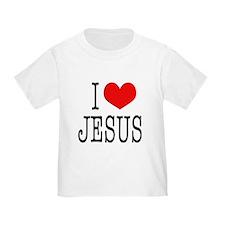 I Love Jesus T