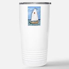 Cute Seascapes Travel Mug
