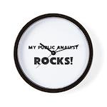 MY Public Analyst ROCKS! Wall Clock