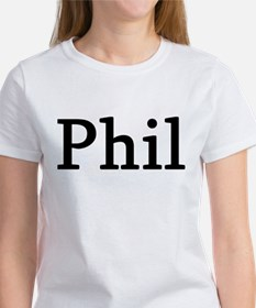 Phil - Personalized Tee