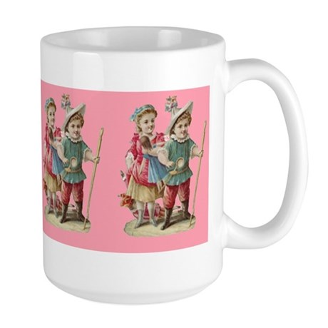Darling Cocoa Hot Chocolate Large Mug