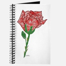Gothique Rose - Red Journal