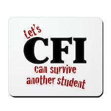 CFI can survive Mousepad