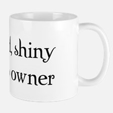 Stupid, shiny volvo owner Mug