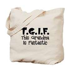 Fantastic Grandma Tote Bag