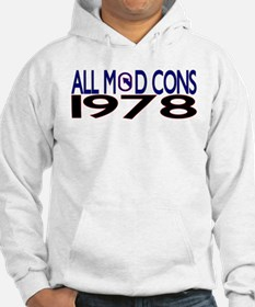 ALL MOD CONS 1978 Hoodie