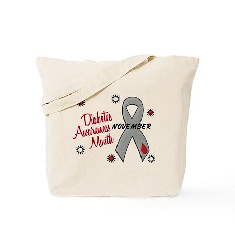 Diabetes Awareness Month 1.1 Tote Bag