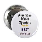American Water Spaniel Best Breed Button