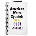American Water Spaniel Best Breed Journal