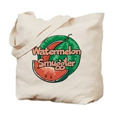 Watermelon Smuggler Tote Bag