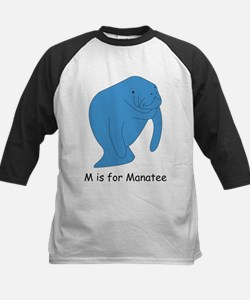 M is for Manatee Tee