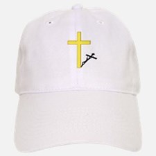 Cross of Christ Baseball Baseball Cap