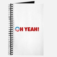 Obama Wins Oh Yeah! Journal