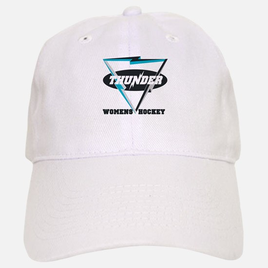 Thunder Baseball Baseball Cap