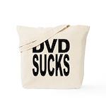 DVD Sucks Tote Bag
