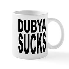 Dubya Sucks Mug