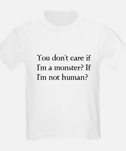 You don't care? T-Shirt