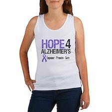 Alzheimer's Awareness Women's Tank Top