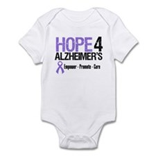 Alzheimer's Awareness Infant Bodysuit