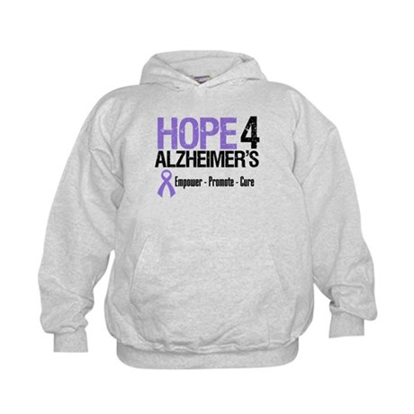 Alzheimer's Awareness Kids Hoodie