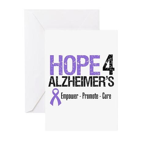Alzheimer's Awareness Greeting Cards (Pk of 10)