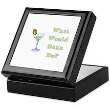 Humorous Keepsake Box