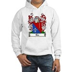 Ilin Family Crest Hooded Sweatshirt
