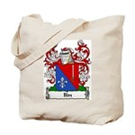 Ilin Family Crest Tote Bag
