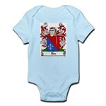 Ilin Family Crest Infant Creeper
