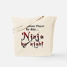 Mellophone Ninja Tote Bag