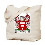 Ilinsky Family Crest Tote Bag